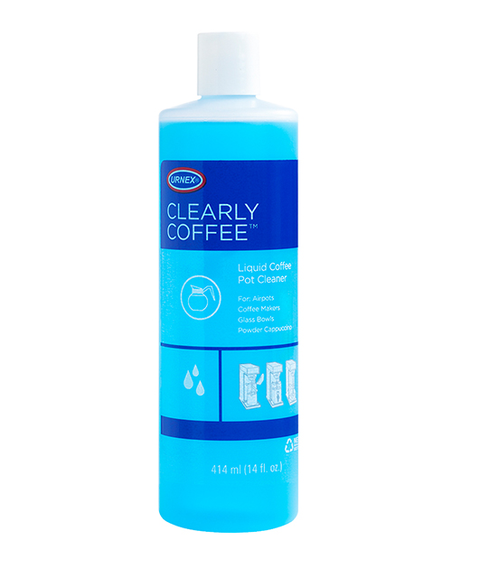 Urnex Clearly Coffee Liquid Cleaner