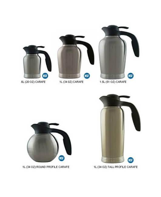Stanley Ergoserv Coffee Carafes